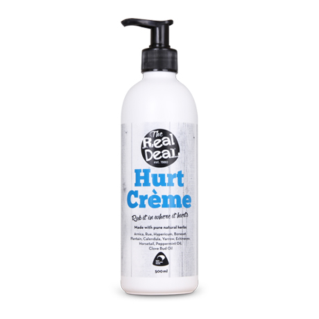 Real Deal Hurt Creme 500ml
